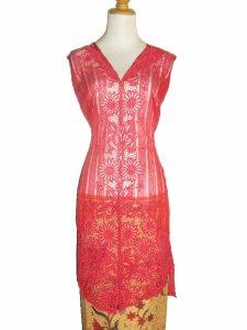 gaun merah1 #1