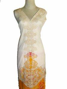 gaun putih1#1
