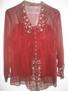Pakaian Merah1 #1